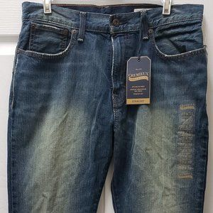 NEW! Cremieux Straight fit Jeans 32x32